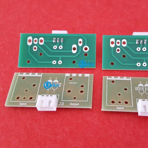 Neutrik 3pin PCB