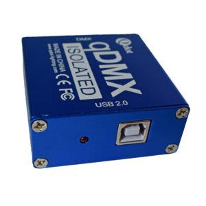 qdmx USB-DMX512
